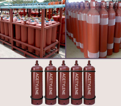 Acetylene Cylinders Suppliers in India