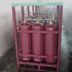 Acetylene Cylinder Quad