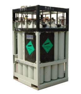 High Pressure Gas Cylinder Quad