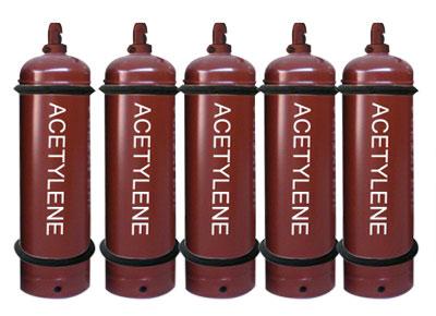 acetylene-cylinders