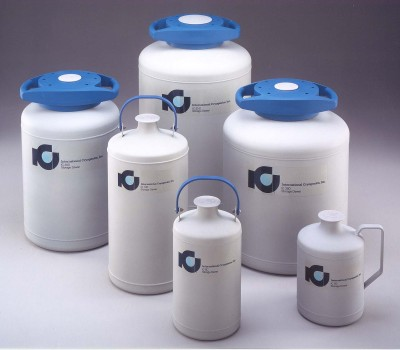 Cryogenic Containers, Cryocans, Dewars Manufacturers